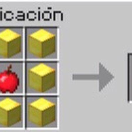 Manzana De Oro Encantada Minecraftpedia Fandom No puede ser cultivada ni conseguida en ningún otro lugar, salvo por intercambio. manzana de oro encantada