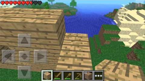 Minecraft - Pocket Edition New Trailer