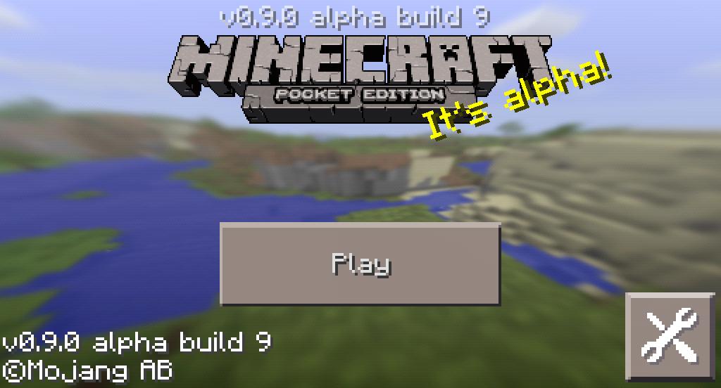 0.9.0 alpha build 9