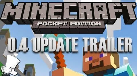 Minecraft — Pocket Edition 0.4