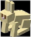 Conejo dorado