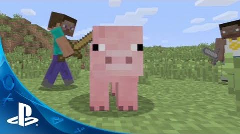Minecraft PlayStation 3 Edition Trailer 2