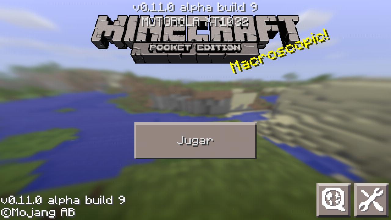 0.11.0 alpha build 9