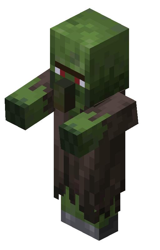 Aldeano zombi
