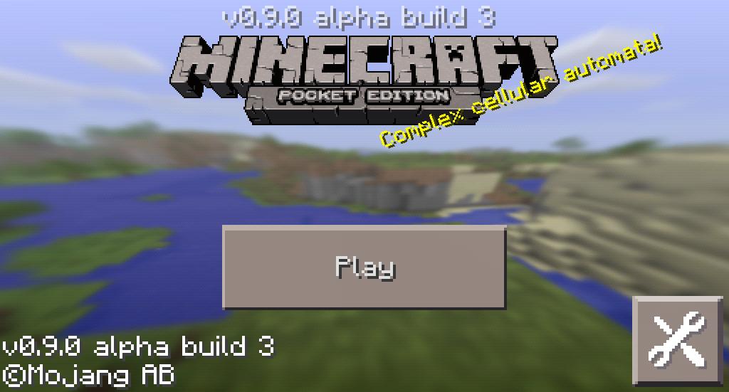 0.9.0 alpha build 3