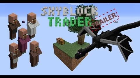SkyBlock Trader Official Trailer