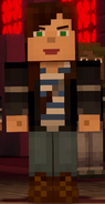 Stacy New Ocelots Outfit
