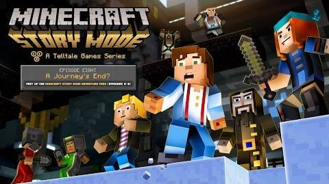 'Minecraft Story Mode' Episode 8 - 'A Journey's End?' Trailer