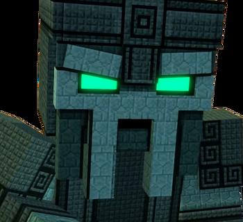 Prismarine Colossus Construct