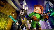 Minecraft Story Mode the Adventure Pass