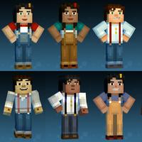 Human Minecraft Story Mode Wiki Fandom