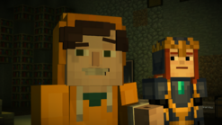 Stampy and Petra