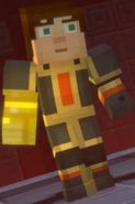 Male Jesse wearing Adamantine Impervium with Golden Gauntlet6