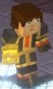 Male Jesse wearing Adamantine Impervium with Golden Gauntlet7