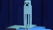 Icy Ender Creeper 2