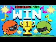 """8 Bit Win!"" Happy Victorious Chiptune Game Music By HeatleyBros"