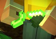 Mcsm enchanted-flint-and-steel-green