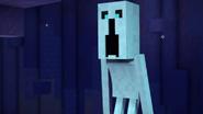 Icy Ender Creeper