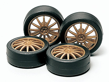 Fin-type Low-Profile Wheels