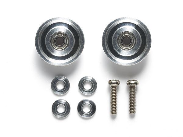 Tapered Aluminum Roller