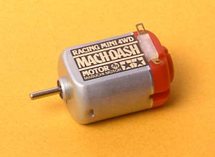 Mach-Dash Motor