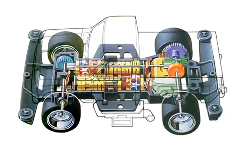 Truckin' Chassis