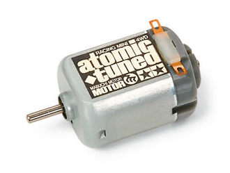 Atomic-Tuned Motor