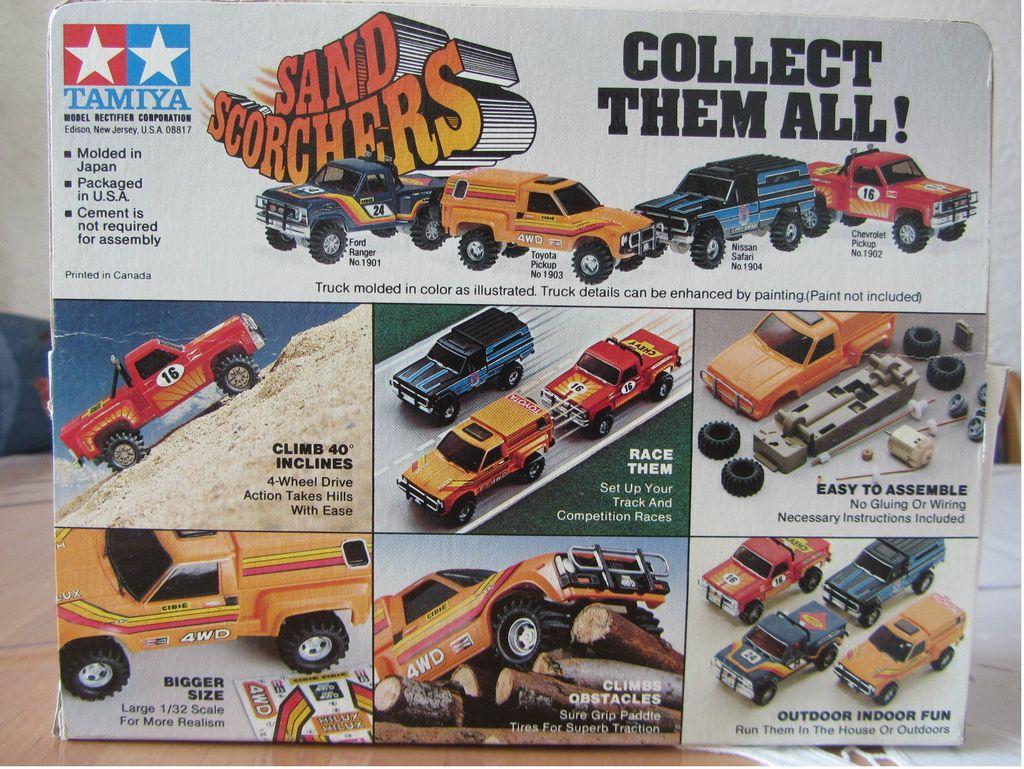 Original Mini 4WD