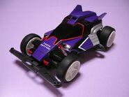 92063 - Racing Mini 4WD Dash-X1 Proto-Emperor Body Parts Set