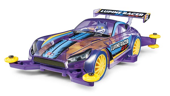 Mini 4WD Lupine Racer GT