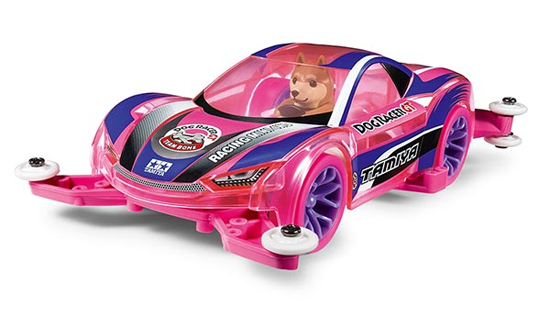 Mini 4WD Dog Racer GT