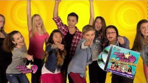 Mini Pop Kids 9 Commercial