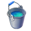 Water Iron Bucket