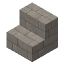 Stone Brick Stair