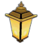 Classic Road Lamp