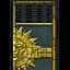 Gold Steel Door
