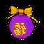 Purple Fortune Bag