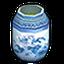 Big Porcelain Pot