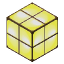 Yellow Glass Lamp