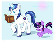 Shining-Armor-and-Twilee-my-little-pony-friendship-is-magic-30567163-320-235