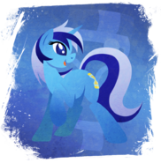 Minuette this is one pony you can t brush aside by rariedash-d6scfxd