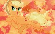 Applejack wallpaper 2 by thelawn-d4fzseu
