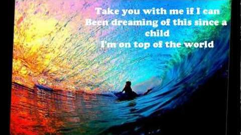 Imagine Dragons - On Top of the World - Lyrics