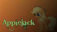 Applejack wallpaper by nightmareasia-d4qsng2