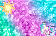 Celestia wallpaper by jamesg2498-d56cmxe