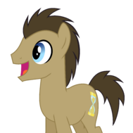 Doctor Whooves Vector.png