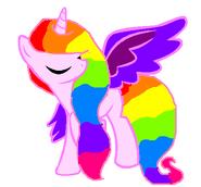 Rainbow LOVE en su nuevo diseño