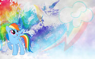 Rainbow dash wallpaper download available by saeiter-d4v817b