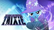 Trixie and her awesome magic wallpaper by tadashi kun-d4v62wa