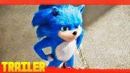 Sonic La Película (2019) Primer Tráiler Oficial Español